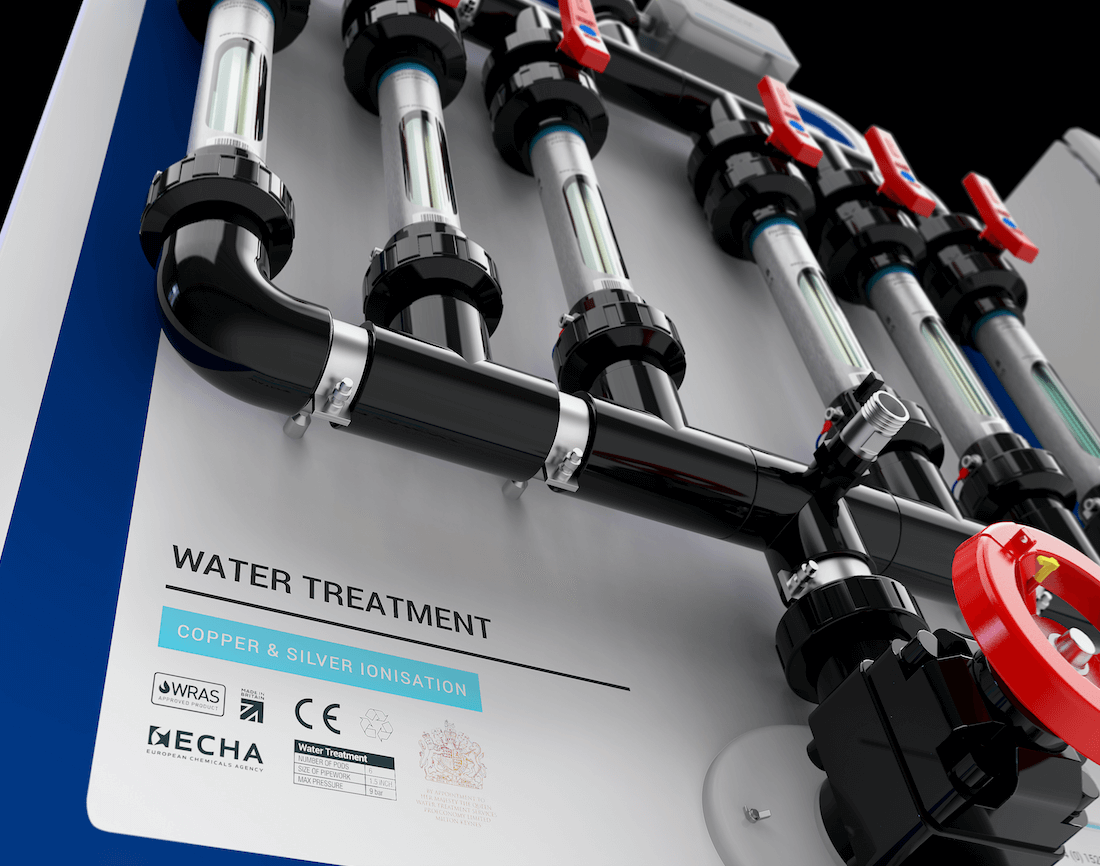 water treatment and monitoring