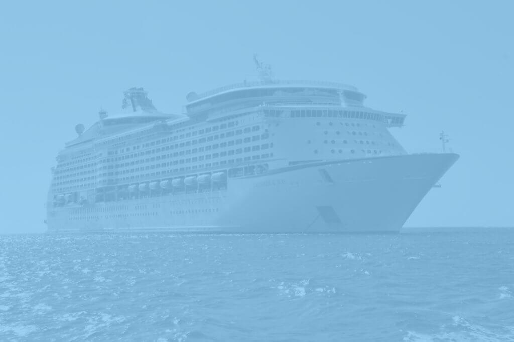 legionella control for cruise ships